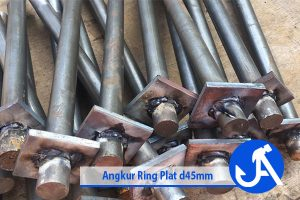 Angkur Ring Plat d45mm